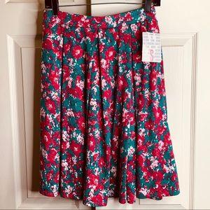 LuLaRoe Madison Skirt NWT size small